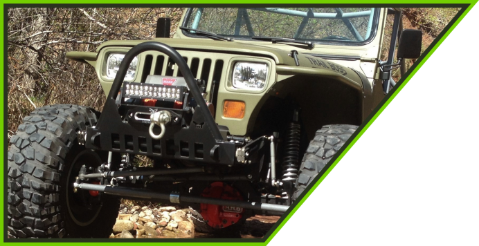 Jeep Products | Jeep Parts | TNT Customs