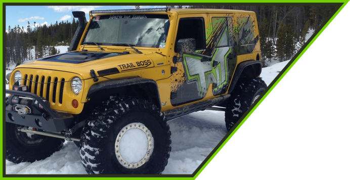 The Number 1 Selling Jeep Of All Time. Love U0027em Or Hate U0027em, We Have The  Parts You Need To Take Your Jeep Wrangler JK To The Next Level.