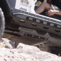 TNT Jeep LJ Long Arm Suspension Upgrade High Clearance Pan