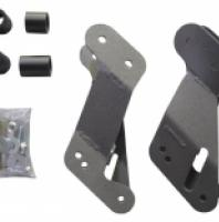 JK control arm brackets, geometry correction bracket, suspension drop brackets