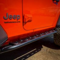 Jeep JL Rock Sliders - 2 door  by TNT Customs