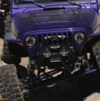 "TNT Jeep TJ Tube Fenders 3"" Flare"