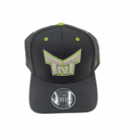 TNT Fitted Baseball Cap