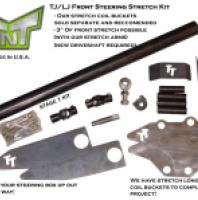 TJ Steering Box Rotation Kit 97-06 Wrangler TJ/LJ