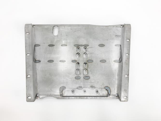 Jeep TJ Transfer Case Skid Plate High Clearance Steel Bare 97-02