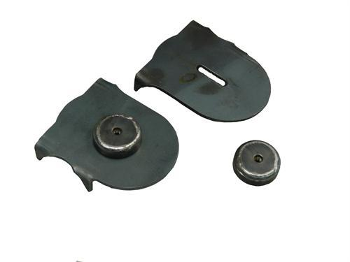 Rear coil buckets large axle